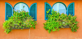 Windows Στοκ Εικόνες