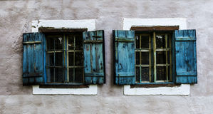 Windows. Royaltyfria Bilder