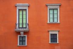 Windows Fotografie Stock Libere da Diritti