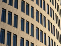 Windows. Office building, detail shot royalty free stock photos