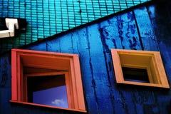 Windows Imagen de archivo libre de regalías