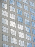 Windows of a modern building Stock Photo