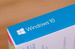 Windows 10 Photographie stock libre de droits