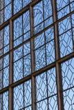 Windows abstracto Fotografía de archivo