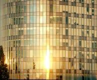 Windows al sole Fotografie Stock Libere da Diritti
