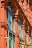 Windows & arcos Fotografia de Stock Royalty Free