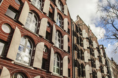 Windows Amsterdam Royaltyfria Bilder