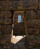 Windows ao horizonte distante Fotografia de Stock Royalty Free