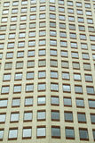 Windows of an appartment building Royalty Free Stock Photo
