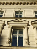 Windows architecture. Some windows with beautiful architecture Stock Photo