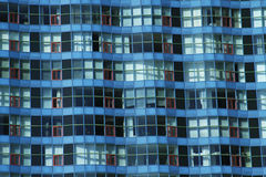 Windows architecture abstract Stock Image