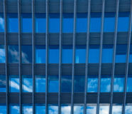 Windows architecture Berlin. Modern architecture at Berlin Royalty Free Stock Photography