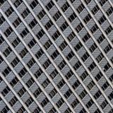 Windows av en modern kontorsbyggnad Arkivfoton