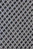 Windows av en modern kontorsbyggnad Arkivfoto