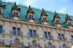 Windows av historia Royaltyfria Bilder