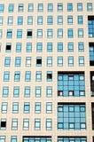 Windows av kontor Royaltyfri Foto