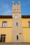 Windows av tornet Royaltyfria Bilder