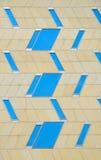 Windows azul Imagens de Stock