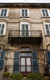 Windows and balconies, Italy Stock Images