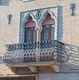 Windows and balcony Stock Photos