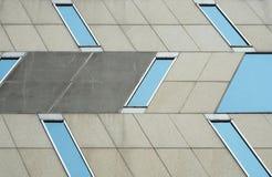 Windows bleu Images stock