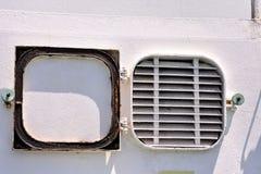 Windows Boat Porthole Royalty Free Stock Images