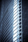Windows budynek biurowy Obrazy Stock