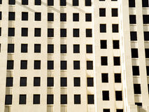 Windows in a building. Windows in an office building royalty free stock photography