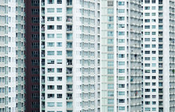 Windows building Royalty Free Stock Images