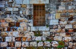 Windows, building element stock image