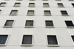 Windows of the building Royalty Free Stock Photography