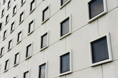 Windows of the building Royalty Free Stock Image
