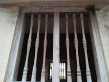Windows byggde i forntida tider att bygga i dagarna av konungar fotografering för bildbyråer