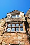Windows in castle, Tamworth. Stock Images