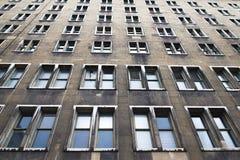 Windows chez le Tempelhof Photo libre de droits