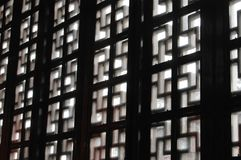 Windows chinês Fotografia de Stock