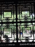 Windows chinês Imagem de Stock Royalty Free