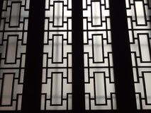 Windows chinês Foto de Stock Royalty Free