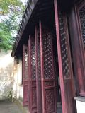 Windows chinês Fotos de Stock Royalty Free