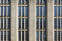 Windows, Chorwaccy krajowi stanów archiwa buduje w Zagreb fotografia royalty free