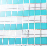 Windows in the city of london home and office   skyscraper  buil Royalty Free Stock Image