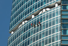 Free Windows Cleaning Royalty Free Stock Photo - 5030755