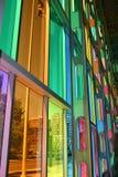 Windows coloré Images stock