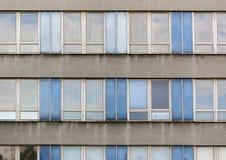 Windows in communism era Stock Images