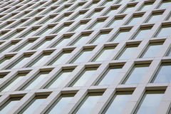 Windows on corporate headquarters Stock Images