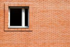 Windows da casa nova Fotos de Stock Royalty Free