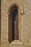 Windows da igreja Imagens de Stock Royalty Free