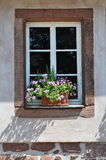 Windows de Alemania Fotografía de archivo libre de regalías