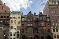 Windows de Boston imagenes de archivo