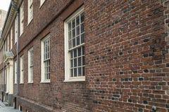 Windows de Boston foto de archivo libre de regalías